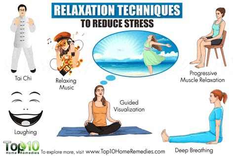 10 Relaxation Techniques to Reduce Stress | Top 10 Home
