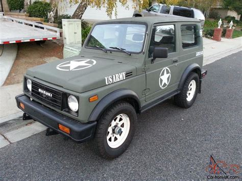 Suzuki Samurai 4x4 Ebay