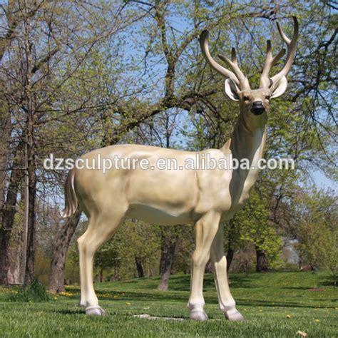 animale realistiche statua da giardino statua resina renne
