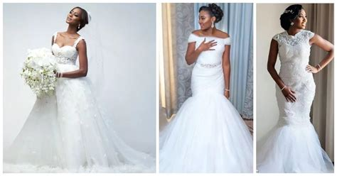 Latest Wedding Gowns In Nigeria 2017-2018 Legit.ng