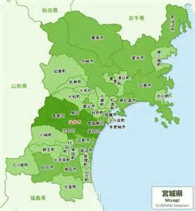 宮城県:宮城県 地図|ゼンリン地図サイト いつもNAVI