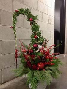 Advent Deko Für Draußen : 25 einzigartige weihnachtliche pflanzt pfe f r drau en ideen auf pinterest nikolaus ~ Orissabook.com Haus und Dekorationen