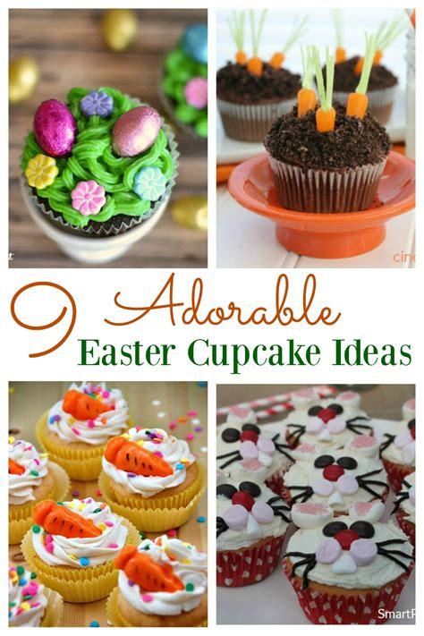 easy easter cupcake ideas 9 adorable easter cupcake ideas