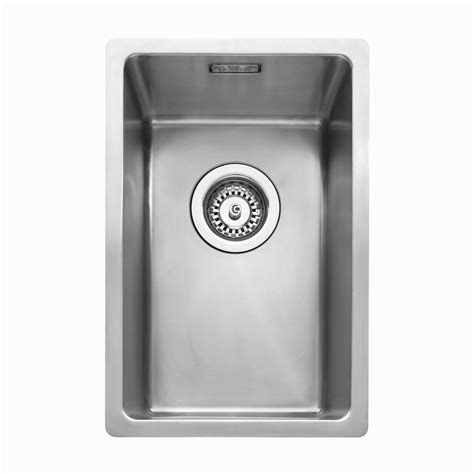 25 stainless steel kitchen sink caple mode 25 stainless steel sink kitchen sinks taps 7308