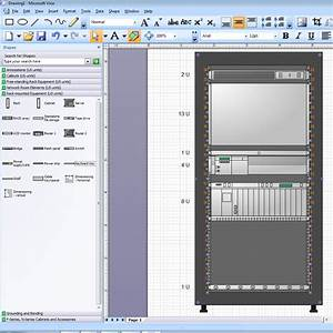 Visio Rack Stencils With U Numbers Solutions