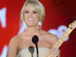 Female Country Singers Carrie Underwood