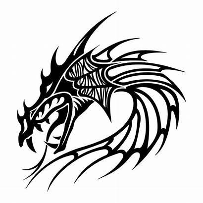 Dragon Tattoo Stencils Tattoos Stencil Chinese Simple