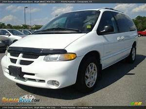 Sport 2000 Gray : 2000 dodge grand caravan sport bright white mist gray photo 1 ~ Gottalentnigeria.com Avis de Voitures