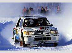 Les cinq meilleurs finlandais de l'histoire en WRC