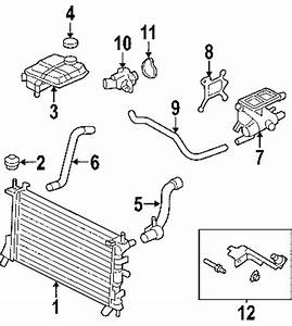 2001 Ford Taurus Cooling System Diagram Pictures To Pin On Pinterest