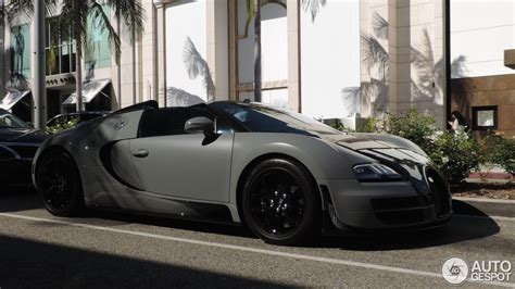 Is This The Meanest Bugatti Veyron In The World?