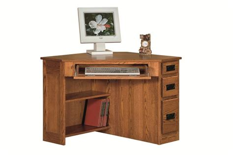 mission style desk for sale mission arts and crafts corner computer desk from