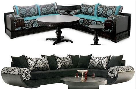 salon fauteuil canape fauteuil de salon marocain et canapé moderne déco salon