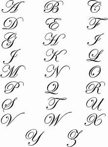 Monogram Cursive Initial Cross | Wall Decals - Trading Phrases