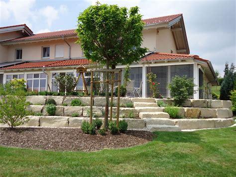 Treppen Im Garten Hanglage by Treppen Im Garten Hanglage Gartengestaltung Hang Treppe