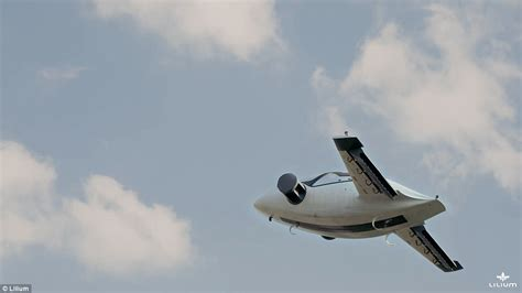 lilium has completed flight tests of vertical takeoff jet