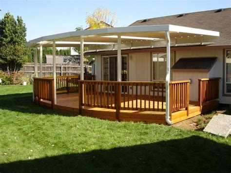 Back Porch Designs For Houses by Inspiring Patio Deck Covers Home Inspiration