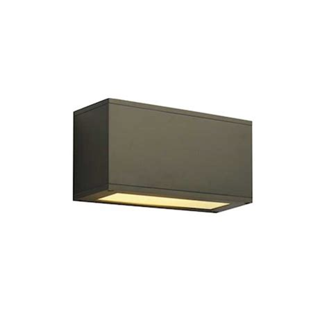 theos downlight outdoor wall sconce by slv lighting 229618u