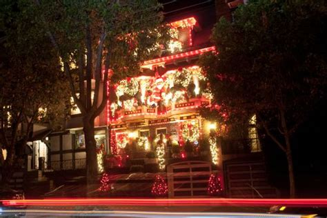 best decorated holiday houses san francisco in search of san francisco s best displays 2015 hoodline