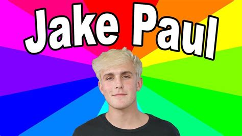 Jake Paul Memes - videos jean paul sassy videos trailers photos videos poster and more