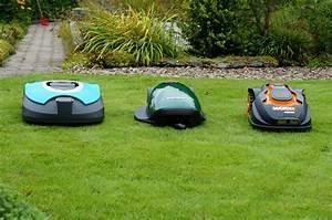 Gardena Rasenmäher Roboter : rasenm her roboter den rasen m hen lassen ~ Frokenaadalensverden.com Haus und Dekorationen