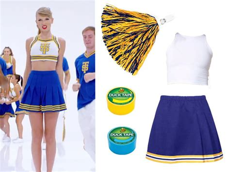 7 Ways You And Your Friends Can Dress As Taylor Swift For ...
