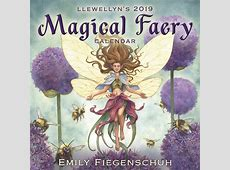 Llewellyn Worldwide Llewellyn's 2019 Magical Faery