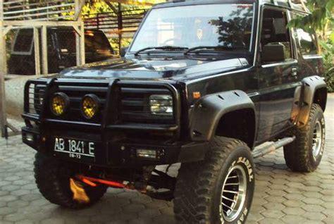 mobil jeep offroad taft gt 4x4 tahun 1995 dan kelebihan mobil jeep mobilku org