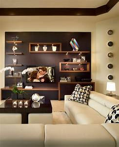 Wall showcase designs for living room kerala style home for Wall showcase designs for living room