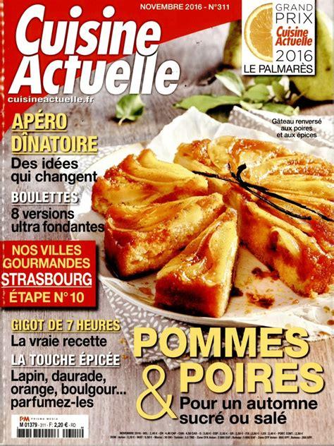 abonnement cuisine actuelle abonnement cuisine actuelle abonnement magazine par