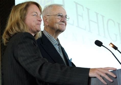 lee iacocca finds fulfillment  giving   lehigh