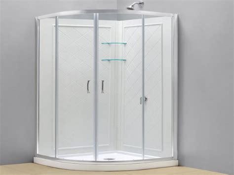 Shower Units by Corner Shower Units Glass Corner Shower Units Bathroom