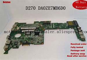 For Acer Aspire One D270 Netbook Motherboard W   N2600 Cpu