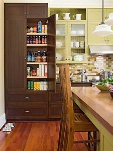 modern kitchen pantry with wooden cabinet 2099