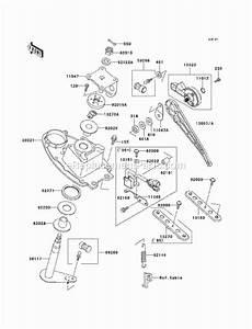 Kawasaki Jt750-b3 St Parts List And Diagram
