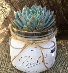 1000+ images about Succulent Mason Jar Ideas on Pinterest