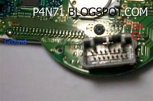 L4r45 Ahmad Elektronik  Intip Daleman Speedometer Yamaha