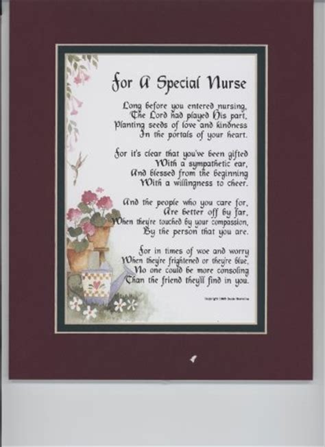 nurses appreciation poem  quotes quotesgram