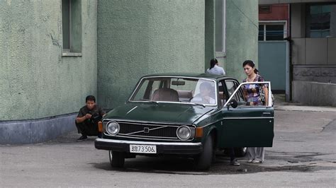 The Cars (and Some Trucks) Of North Korea