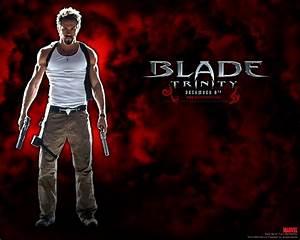 Blade Trinity - Blade Wallpaper (930544) - Fanpop