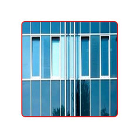 aluminium wall partitions unitized curtain wall system