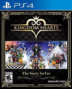 Ps4 Story Games : kingdom hearts the story so far announced for playstation ~ Jslefanu.com Haus und Dekorationen