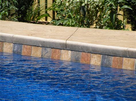 Fiberglass Pool Waterline Tile by Fiberglass Swimming Pool Photos Pictures