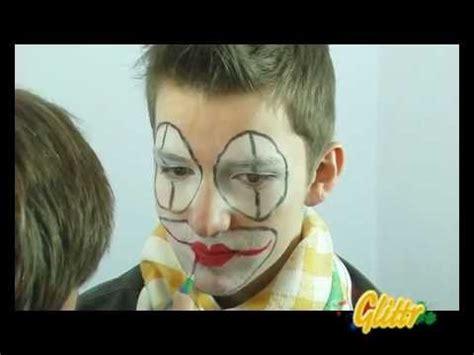 schminken clown vorlage kinderschminken clown schminken