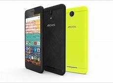 ARCHOS 50f Neon, Smartphones Overview