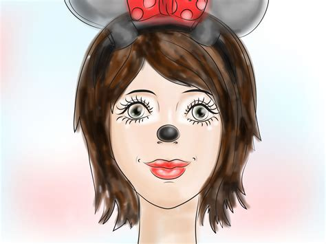 minnie mouse costume  pictures wikihow