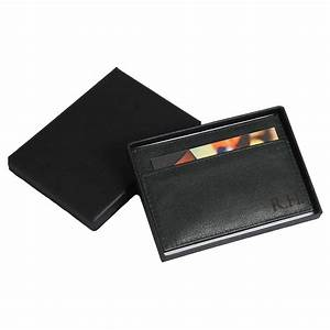 men39s leather card holder by nv london calcutta With mens business card case