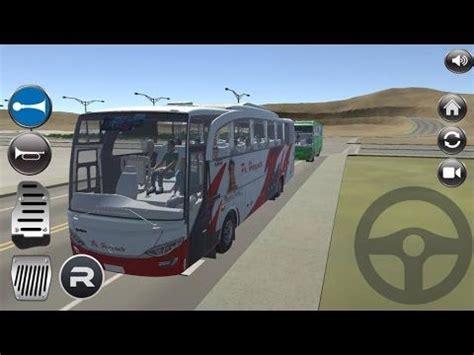 idbs bus simulator indonesia track  permainan simulator bus  indone android games