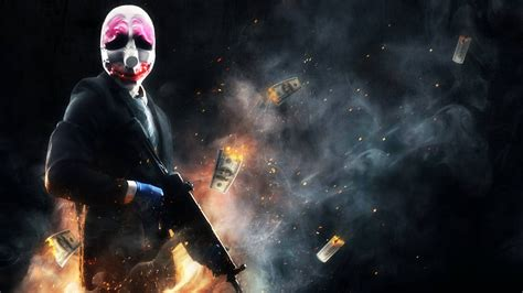 PAYDAY 2 Menu Background Pack (Counter-Strike: Source