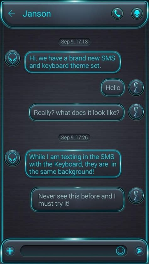 sms themes for android free free go sms pro glow theme free android theme